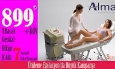 Ankara'da Tüm Vücut Paket Lazer Epilasyon Kampanyaları