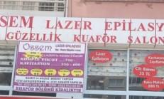 Ossem Lazer Epilasyon ve Güzellik – Mersin Güzellik Merkezi