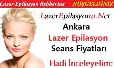 Ankara Lazer Epilasyon Seans Fiyatları / Ücretleri