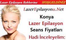 Konya Lazer Epilasyon Seans Fiyatları / Ücretleri