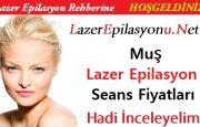 Muş Lazer Epilasyon Seans Fiyatları / Ücretleri