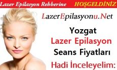 Yozgat Lazer Epilasyon Seans Fiyatları / Ücretleri