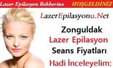 Zonguldak Lazer Epilasyon Seans Fiyatları / Ücretleri