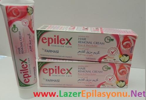 farmasi epilex tüy dökücü krem