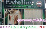 Esteline Güzellik Merkezi ve Lazer Epilasyon Adıyaman-Gaziantep