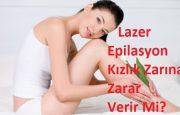 Lazer Epilasyon Genital Bölgeye Zarar Verir Mi? Pınar Hanım