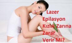 Lazer Epilasyon Özel Bölgeye Zarar Verir Mi? Pınar Hanım
