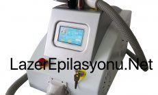Wischen ND-YAG Lazer Dövme Silme – Cilt Temizleme Cihazları