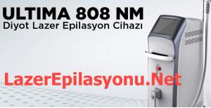 Ultima 808nm Diyot Lazer Epilasyon Cihazı