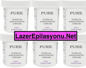 New Pure Anestezi Kremi Epilasyonda Kullanılır Mı? Kullananlar Yorumlar