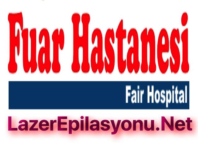 Afyon Özel Fuar Hastanesi Lazer Epilasyon Gidenler