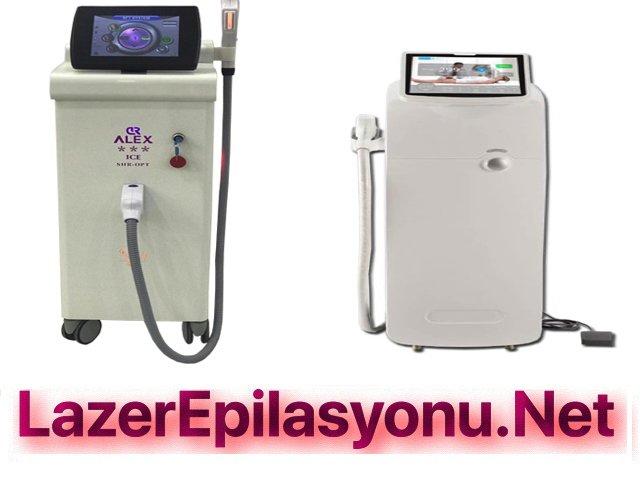Dr Alex İce-Diode Lazer Epilasyon Cihazları Nasıl? Kullananlar