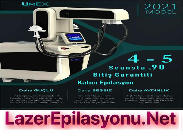 umex lazer epilasyon